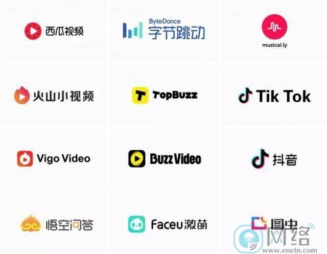 字节跳动有哪些app?字节跳动旗下12款产品-抖音、头条 IT资讯 第1张