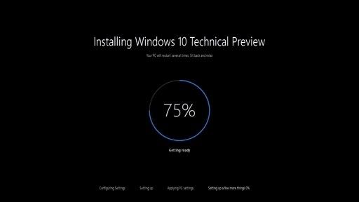 Windows 10最意外的变化:安装界面 PC教程 第2张