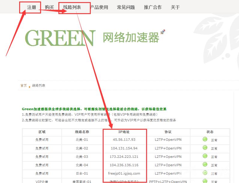Windows 7 PPTP、L2TP设置教程--Green翻墙 PC教程 第1张