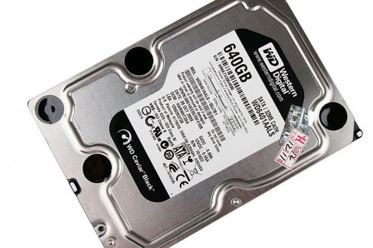 硬盘颜色!蓝、绿、黑、红盘的区别 PC教程 第1张